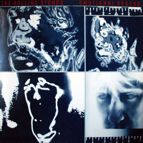 Cover The Rolling Stones - Emotional Rescue (LP, Album, Spe) Schallplatten Ankauf