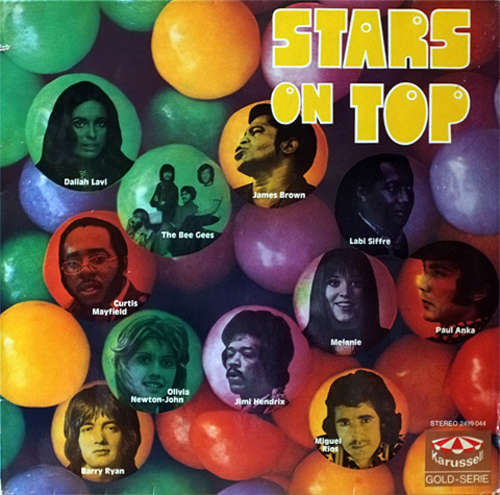 Bild Various - Stars On Top (LP, Comp) Schallplatten Ankauf