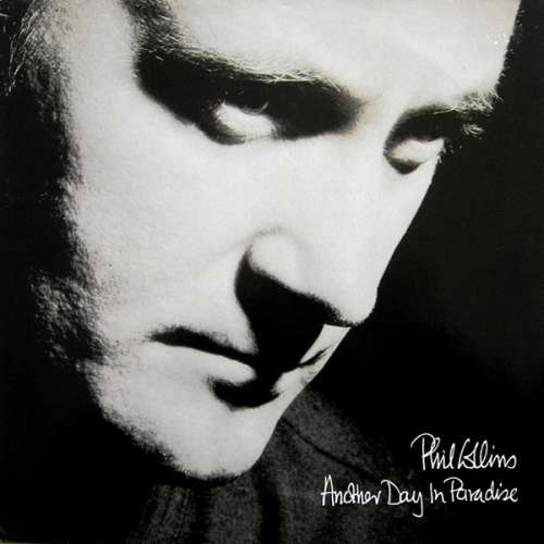 Cover Phil Collins - Another Day In Paradise (12) Schallplatten Ankauf