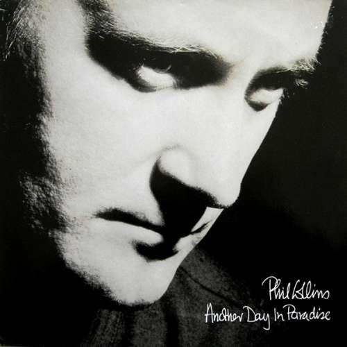 Cover zu Phil Collins - Another Day In Paradise (12) Schallplatten Ankauf