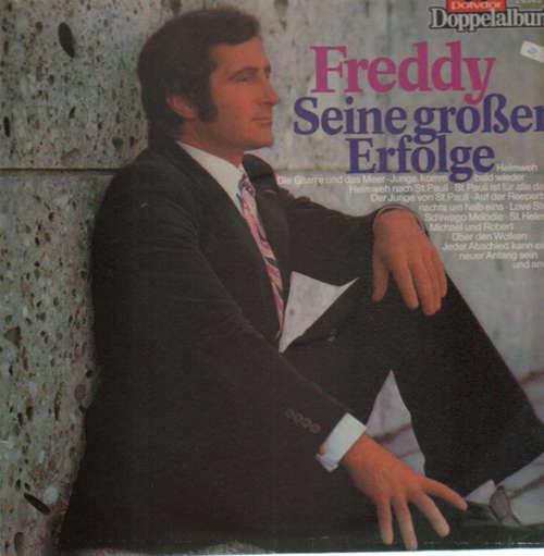 Cover zu Freddy* - Seine Grossen Erfolge (2xLP, Comp) Schallplatten Ankauf