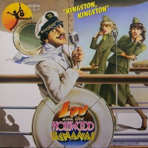 Bild Lou And The Hollywood Bananas* - Kingston, Kingston (LP, Album) Schallplatten Ankauf