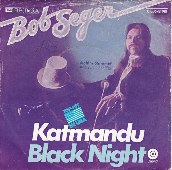 Bild Bob Seger - Katmandu (7, Single) Schallplatten Ankauf