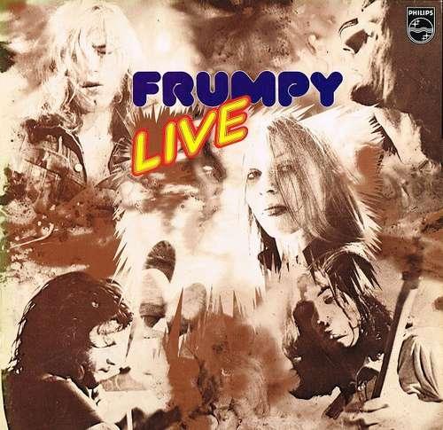 Cover Frumpy - Live (2xLP, Album) Schallplatten Ankauf