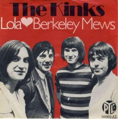 Cover zu The Kinks - Lola / Berkeley Mews (7, Single, Mono) Schallplatten Ankauf