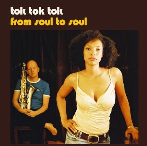 Cover Tok Tok Tok - From Soul To Soul (2xLP, Album, Gat) Schallplatten Ankauf