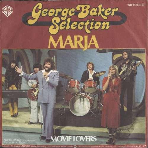 Bild George Baker Selection - Marja (7, Single) Schallplatten Ankauf