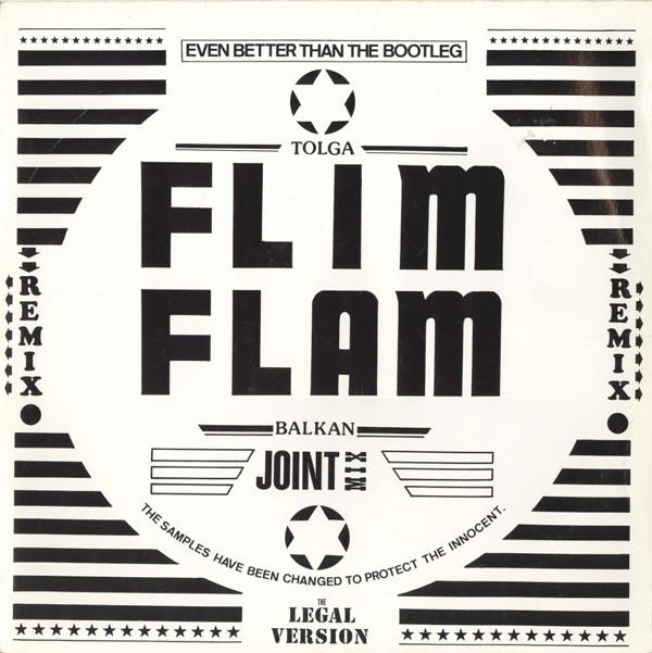 Cover Tolga Flim Flam Balkan - The Best Of Joint Mix (Volume 1) (12, Mixed) Schallplatten Ankauf