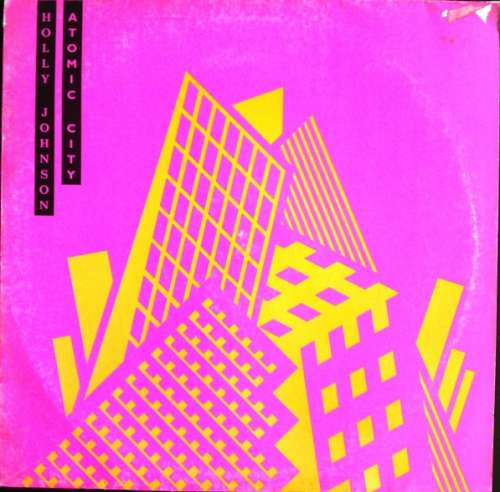 Bild Holly Johnson - Atomic City (12) Schallplatten Ankauf