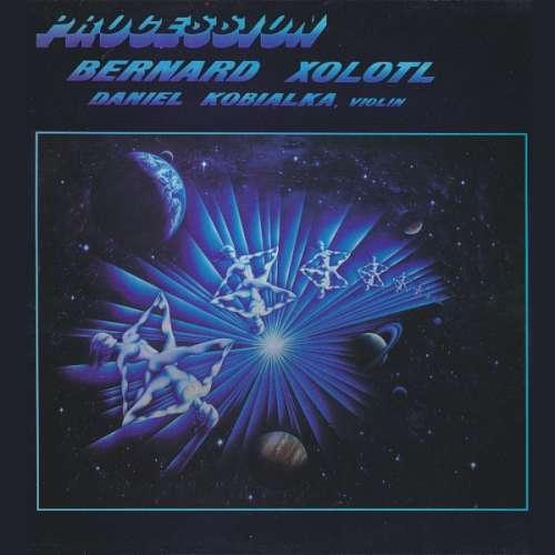Cover Bernard Xolotl with Daniel Kobialka - Procession (LP, Album) Schallplatten Ankauf