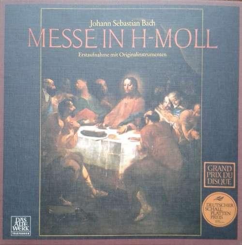 Bild J.S. Bach* - Concentus Musicus Wien, Nikolaus Harnoncourt - Messe In H-Moll (3xLP, RP + Box) Schallplatten Ankauf