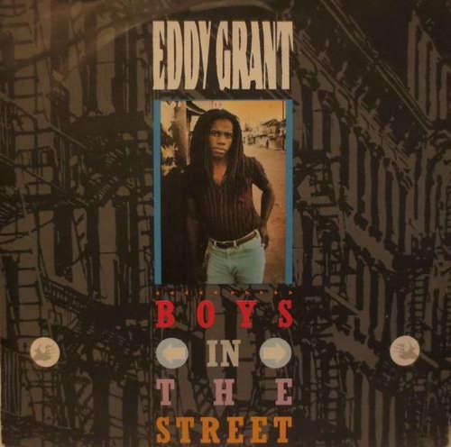 Bild Eddy Grant - Boys In The Street (7, Single) Schallplatten Ankauf