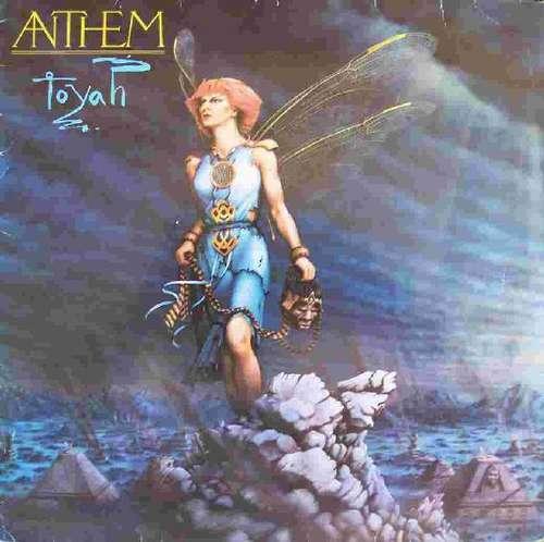 Bild Toyah - Anthem (LP, Album) Schallplatten Ankauf
