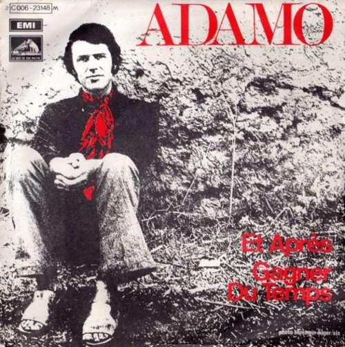 Cover Adamo - Et Après / Gagner Du Temps (7, Single) Schallplatten Ankauf