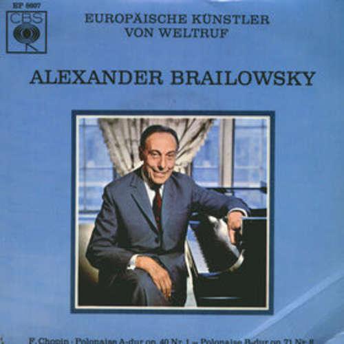 Bild Alexander Brailowsky -  Europäische Künstler Von Weltruf (7) Schallplatten Ankauf
