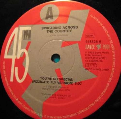 Bild Spreading Across The Country - You're So Special (12) Schallplatten Ankauf