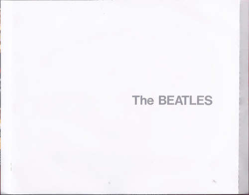 Cover The Beatles - The Beatles (2xCD, Album, RE) Schallplatten Ankauf