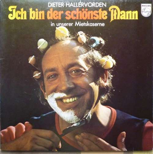 Bild Dieter Hallervorden - Ich Bin Der Schönste Mann In Unserer Mietskaserne (LP, Album) Schallplatten Ankauf