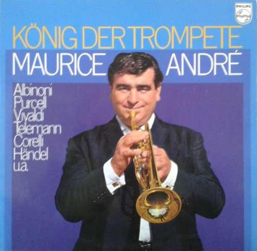 Bild Maurice André, Albinoni*, Purcell*, Vivaldi*, Corelli*, Händel* - König Der Trompete (2xLP, Comp) Schallplatten Ankauf