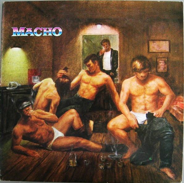 Bild Macho - Roll (LP, Album) Schallplatten Ankauf