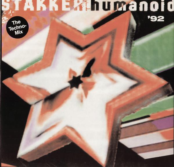 Cover Humanoid - Stakker Humanoid '92 (12, Maxi) Schallplatten Ankauf