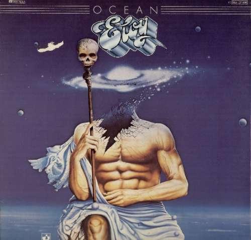 Cover Eloy - Ocean (LP, Album, Gat) Schallplatten Ankauf