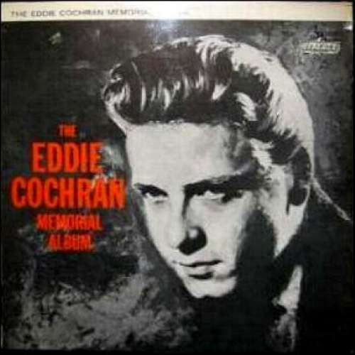Bild Eddie Cochran - The Eddie Cochran Memorial Album (LP, RE) Schallplatten Ankauf