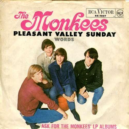 Bild The Monkees - Pleasant Valley Sunday (7, Single) Schallplatten Ankauf
