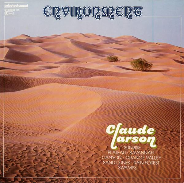 Cover zu Claude Larson - Environment (LP) Schallplatten Ankauf