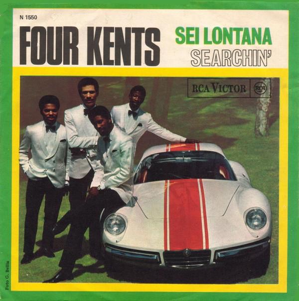 Bild The Four Kents - Sei Lontana / Searchin' (7) Schallplatten Ankauf