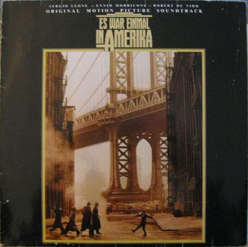 Cover Ennio Morricone - Es War Einmal In Amerika (Original Motion Picture Soundtrack) (LP, Album) Schallplatten Ankauf