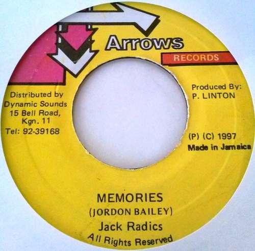 Bild Jack Radics - Memories (7) Schallplatten Ankauf