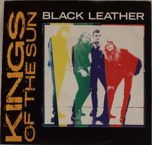 Bild Kings Of The Sun - Black Leather (7, Single) Schallplatten Ankauf