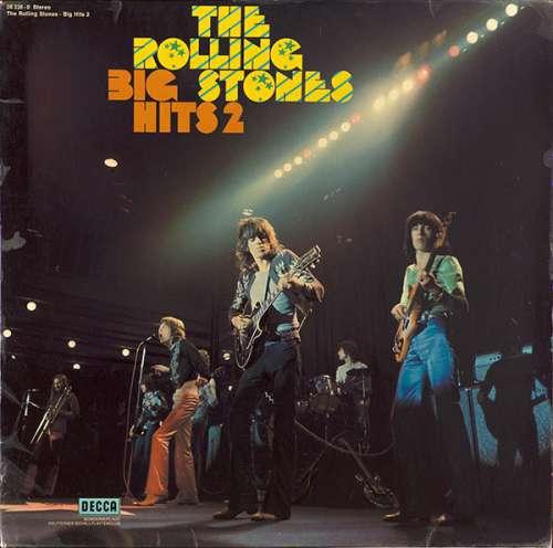 Cover The Rolling Stones - Big Hits 2 (LP, Comp, Club) Schallplatten Ankauf