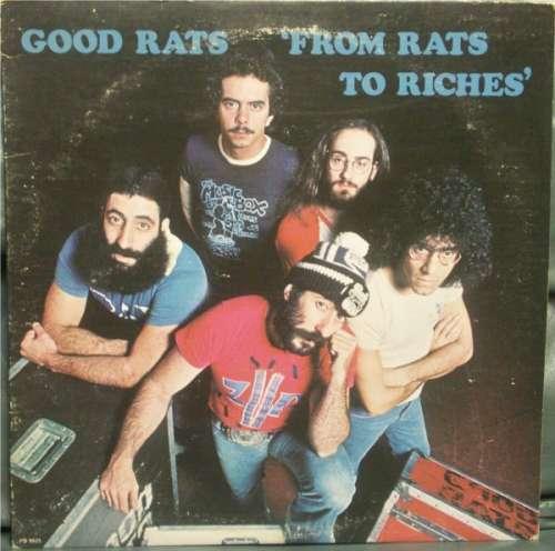 Bild Good Rats - From Rats To Riches (LP, Album) Schallplatten Ankauf