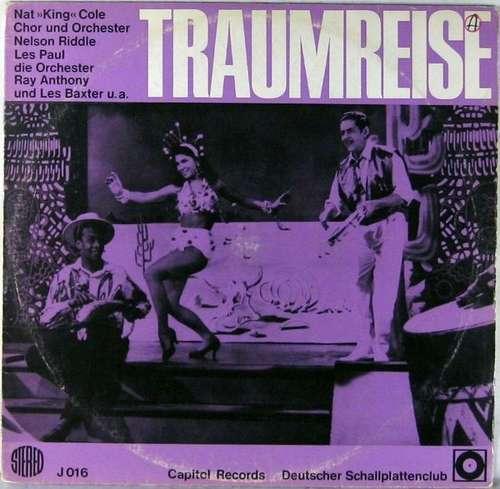 Cover zu Various - Traumreise (LP, Comp) Schallplatten Ankauf