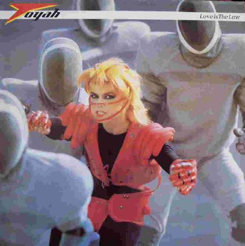 Bild Toyah - Love Is The Law (LP, Album) Schallplatten Ankauf