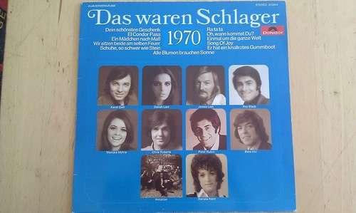 Bild Various - Das Waren Schlager 1970 (LP, Comp, Club) Schallplatten Ankauf