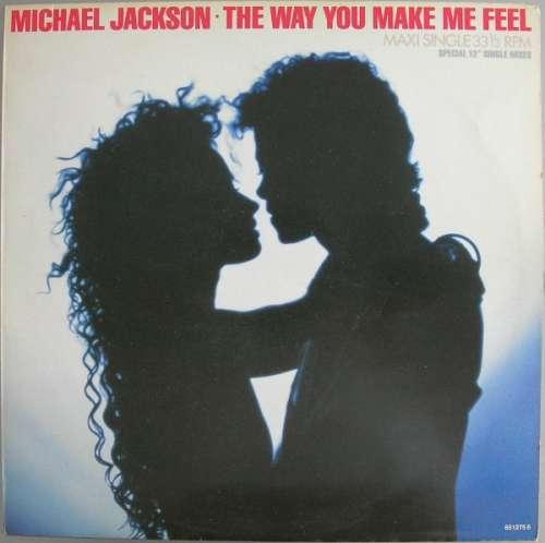 Cover Michael Jackson - The Way You Make Me Feel (Special 12 Single Mixes) (12, Maxi) Schallplatten Ankauf