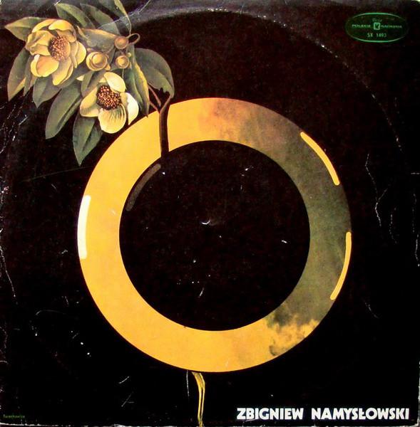 Cover Zbigniew Namysłowski - Zbigniew Namysłowski (LP, Album, Bla) Schallplatten Ankauf