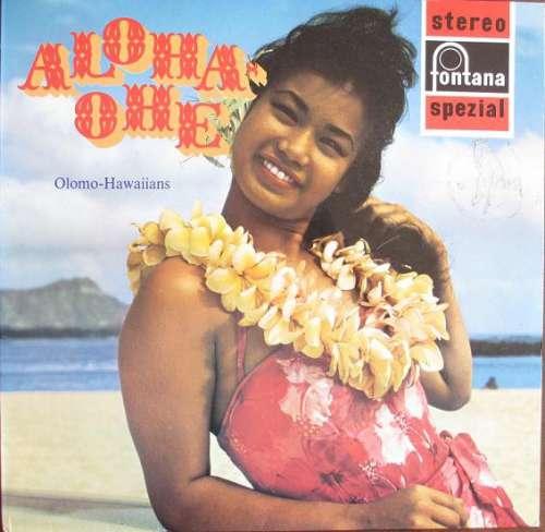 Bild Olomo-Hawaiians - Aloha-Ohe (LP, Album) Schallplatten Ankauf