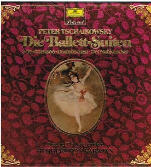Bild Tchaikovsky* - Berliner Philharmoniker, Herbert Von Karajan - Die Ballett-Suiten (2xLP, Album + Box, Boo) Schallplatten Ankauf