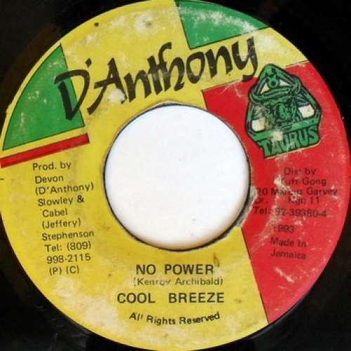 Bild Cool Breeze (9) - No Power (7) Schallplatten Ankauf