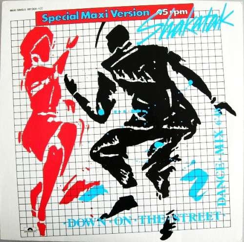 Cover Shakatak - Down On The Street (Dance Mix) (12, Maxi) Schallplatten Ankauf