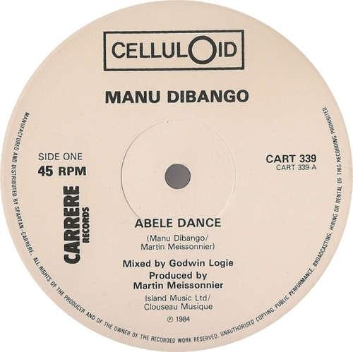 Bild Manu Dibango - Abele Dance (12) Schallplatten Ankauf