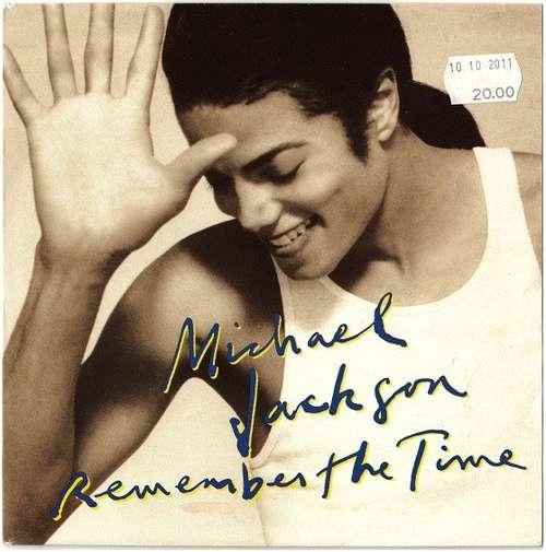 Cover Michael Jackson - Remember The Time (7, Single) Schallplatten Ankauf
