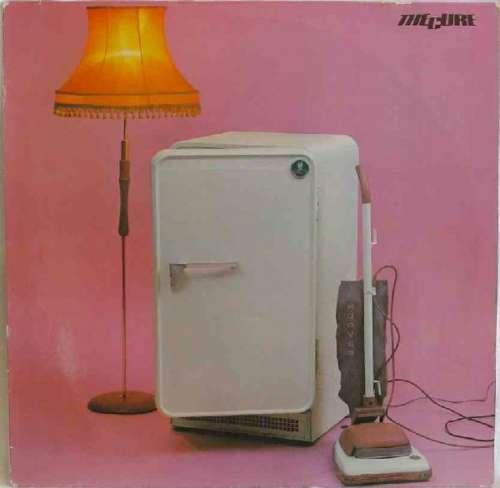 Cover The Cure - Three Imaginary Boys (LP, Album) Schallplatten Ankauf