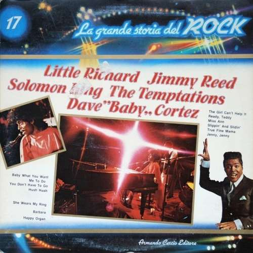 Bild Little Richard / Jimmy Reed / Solomon King / The Temptations (2) / Dave Baby Cortez - Little Richard / Jimmy Reed / Solomon King / The Temptations / Dave Baby Cortez (LP, Comp, Gat) Schallplatten Ankauf