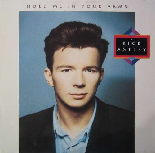 Bild Rick Astley - Hold Me In Your Arms (LP, Album) Schallplatten Ankauf