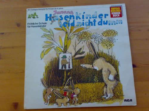 Bild Janosch - Hasenkinder Seid Nicht Dumm (LP, Club) Schallplatten Ankauf